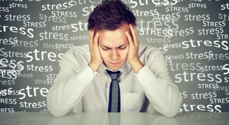 Guillaume Siber - Le stress